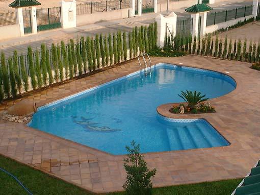 Gutesa s l for Construccion de piscinas temperadas